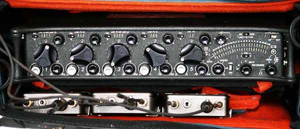 Lydutstyr 5521