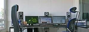 Lydstudio i Oslo - Studio A