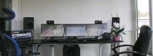 Lydstudio i Oslo - Studio B