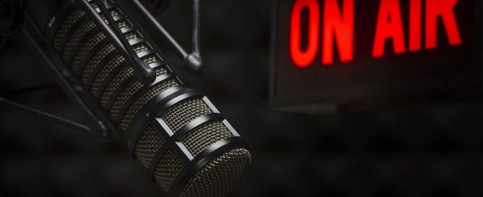 Podcast studio i Oslo